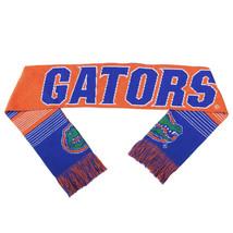 "Nwt Ncaa 2015 Reversible Split Logo Scarf 64"" By 7"" - Florida Gators - $24.95"