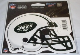 NFL NIB 4 INCH AUTO MAGNET -NEW YORK JETS - HELMET - $203,01 MXN