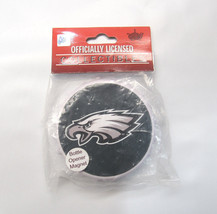 NFL NIP GIANT BOTTLE CAP MAGNET / BOTTLE OPENER - PHILADELPHIA EAGLES - €11,03 EUR