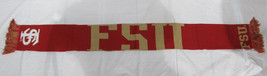 "Nwt Ncaa 2014 Wordmark Team Stripe Acrylic Scarf 64""x7"" Florida State Seminoles - $20.95"