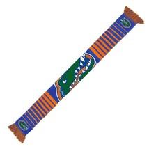 """Nwt Ncaa 2014 Big Logo Acrylic Scarf 64""""x7"""" - Florida Gators - $23.95"""