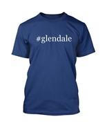 #glendale - Hashtag Men's Adult Short Sleeve T-Shirt  - $24.97