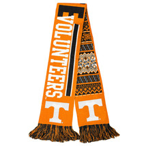 """Nwt Ncaa 2015 Reversible Ugly Sweater Scarf 64"""" By 7"""" - Tennessee Volunteers - $20.99"""