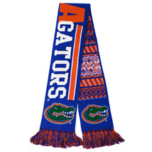 """Nwt Ncaa 2015 Reversible Ugly Sweater Scarf 64"""" By 7"""" -FLORIDA Gators - $19.99"""