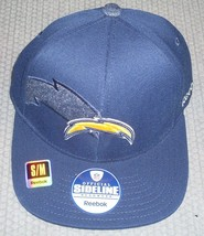 Nwt Nfl Reebok 2011 Sideline Hat S/M - San Diego Chargers - $19.95