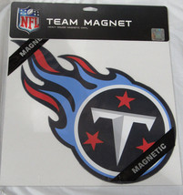 NFL NIB 12 INCH AUTO MAGNET - TENNESSEE TITANS - €14,99 EUR
