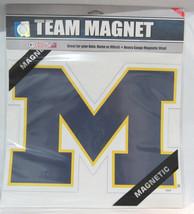 Ncaa Nib 12 Inch Auto Magnet - Michigan Wolverines - Current Logo - $16.90