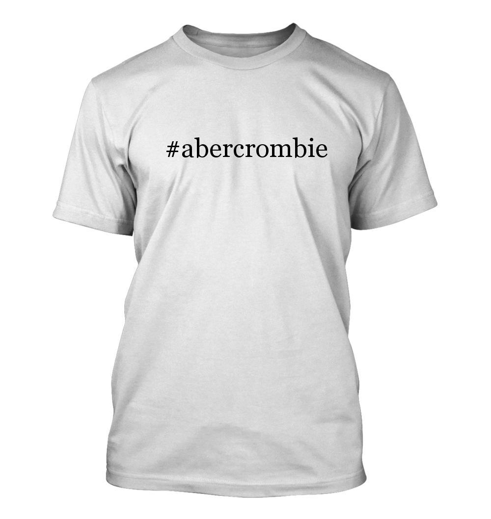 #abercrombie - Hashtag Men's Adult Short Sleeve T-Shirt