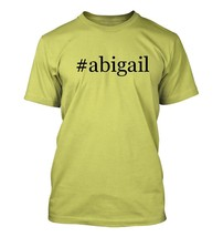 #abigail - Hashtag Men's Adult Short Sleeve T-Shirt  - $24.97
