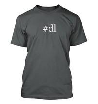 #dl - Hashtag Men's Adult Short Sleeve T-Shirt  - $24.97