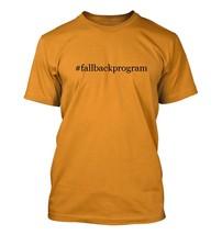 #fallbackprogram - Hashtag Men's Adult Short Sleeve T-Shirt  - $24.97