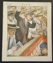 LIFE Magazine July 10, 1913 Baseball Number Coca Cola Color Ad Political... - $39.55