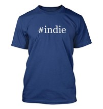 #indie - Hashtag Men's Adult Short Sleeve T-Shirt  - $24.97