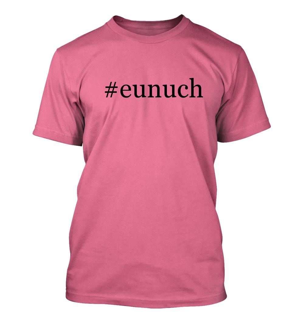 #eunuch - Hashtag Men's Adult Short Sleeve T-Shirt