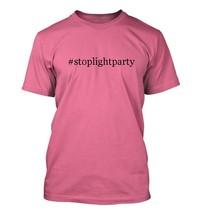 #stoplightparty - Hashtag Men's Adult Short Sleeve T-Shirt  - $24.97