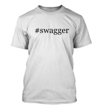#swagger - Hashtag Men's Adult Short Sleeve T-Shirt  - $24.97