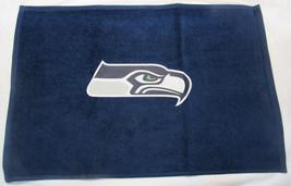 Nfl Nwt 15x25 Sports Fan TOWEL- Seattle Seahawks - Logo Only - $16.50