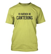 I'd Rather Be Cantering - Men's Adult Short Sleeve T-Shirt - $24.97