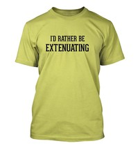 I'd Rather Be Extenuating - Men's Adult Short Sleeve T-Shirt - $24.97