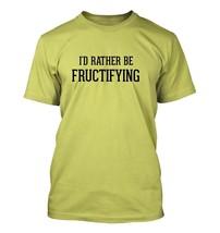 I'd Rather Be Fructifying - Men's Adult Short Sleeve T-Shirt - $24.97