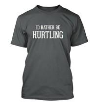 I'd Rather Be HURTLING - Men's Adult Short Sleeve T-Shirt - $24.97