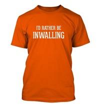 I'd Rather Be Inwalling - Men's Adult Short Sleeve T-Shirt - $24.97