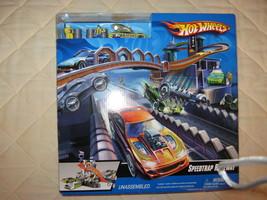 Hot Wheels 'Speedtrap Raceway - $20.00
