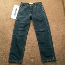 LEVIS Insulated Jeans Blue Jean Pants Relaxed 550 Levi's  - $25.99