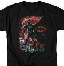 Batman t-shirt DC Comic book Superhero graphic cotton tee BM1794 image 3