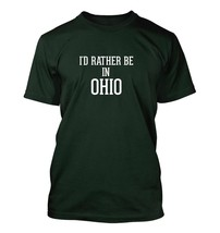 I'd Rather Be In OHIO - Men's Adult Short Sleeve T-Shirt - $24.97