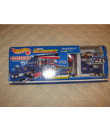 Hot Wheels NASCAR 'Race Transporter' - $20.00