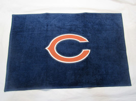Nfl Nwt 15x25 Sports Fan TOWEL- Chicago Bears - Logo Only - $16.95