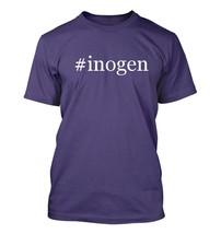 #inogen - Hashtag Men's Adult Short Sleeve T-Shirt  - $24.97