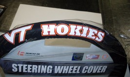Ncaa Nib Mesh Steering Wheel Cover - Virginia Tech Hokies - $16.48