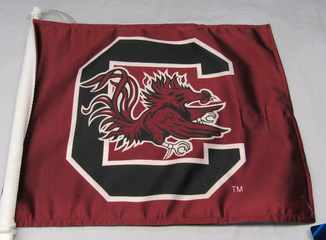 2720264e07e2e Ncaa Nwt Car Window Flag - South Carolina and 50 similar items