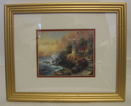 Thomas Kinkade The Light Of Peace Framed Print - $49.00