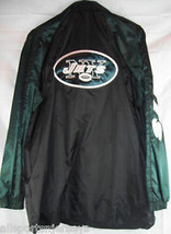 Nwt Nfl New York Jets Light Weight Jacket - Medium - $39.95
