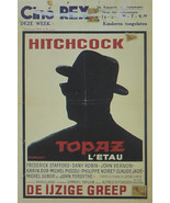 Topaz - Frederick Stafford  - Movie Poster - Framed Picture 11 x 14 - £23.63 GBP