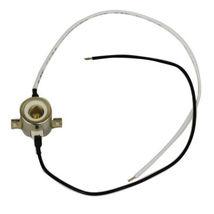 Osram Sylvania S4 E11 Mini-Candelabra Screw ceramic lampholder socket - $38.00