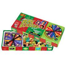 Jelly Belly Bean Boozled Naughty Or Nice Wacky Fun Christmas Spinner Game - $10.28