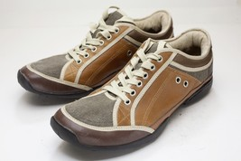 Kenneth Cole 8 Brown Fashion Sneakers Men's - $44.00