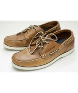 Sebago 7 Brown Boat Shoes Men's - $44.00