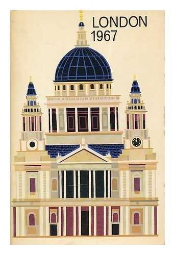 London : a visitors guide to London for the year 1967 / presented free with t...