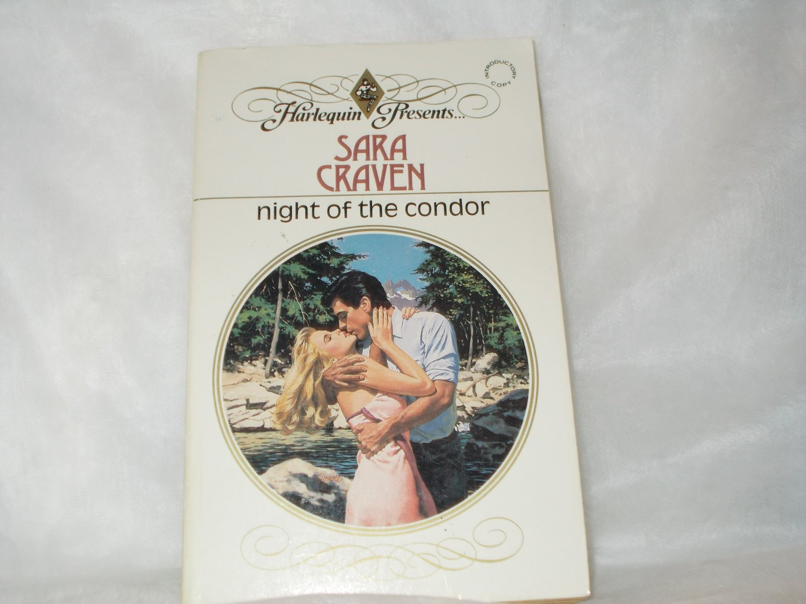 Night Of The Condor [Nov 01, 1987] Sara Craven