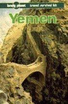 Lonely Planet Yemen (Lonely Planet Travel Survival Kit) [Dec 01, 1991] Hamala...