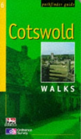 Cotswold Walks (Pathfinder Guide) [Paperback] [Mar 01, 1990] Conduit, Brian a...