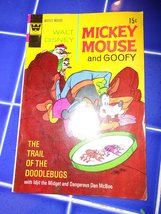 Mickey Mouse and Goofy Comic Book (The Trail of the Doodlebugs, 133) [Comic] ...