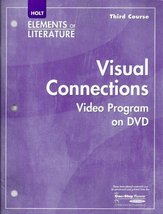 Elements of Literature: DVD Third Course [DVD Audio] [Jan 01, 2007] HOLT, RIN...