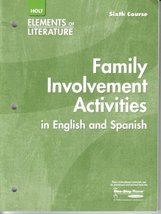 Elements of Literature: Interactive Activities English/Spanish Sixth Course [...