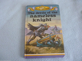 Vintage Lady Bird Book The Deeds Of The Nameless Knight Tales Of King Athur - $7.44